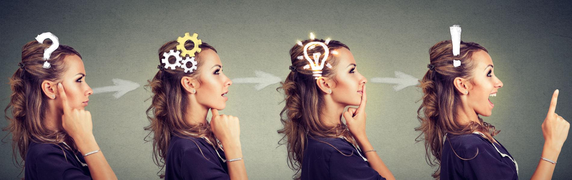 Confinement : le temps de la réflexion avant la reprise